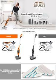 Cdiscount Lave Vitre Karcher by Steam Orange Super Balai Vapeur Multi 10 En 1 Nettoyeur Achat