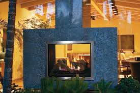 double duty lennox montebello indoor outdoor gas fireplace
