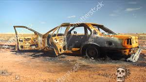 rusty car abandoned cars in qatar 2016 abandoned old rusty cars in desert