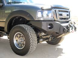 road ford ranger heavy duty road bumpers ranger forums the ford