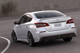nissan sentra nissan sentra nismo concept the official story on 240hp 1 8 liter
