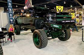 monster truck shows 2014 the lifted trucks of sema 2014