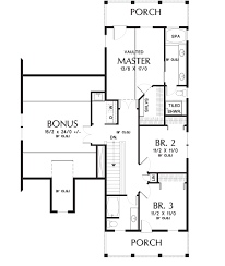 Floor Plan Lending Norfolk 4064 4 Bedrooms And 3 Baths The House Designers
