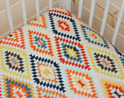 Sheets For Crib Mattress Southwestern Baby Bedding Changing Pad Cover Fitted By Babiease
