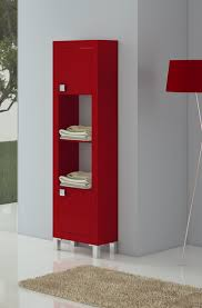 Contemporary Bathroom Storage Cabinets Magnificent Beautiful Contemporary Bathroom Storage Modern Cabinet