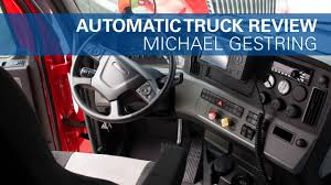 automatic truck driver review michael gestring youtube