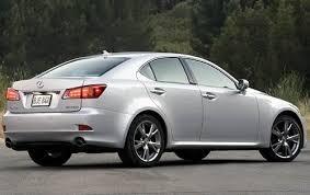 lexus is 250 09 used 2009 lexus is 250 sedan pricing for sale edmunds