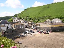 Cornwall England Map by Port Isaac North Cornwall Essential Guide