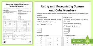 number multiplication and division recognise and use page 1