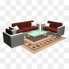 Office Sofa Furniture Office Sofa Combination Plan View Plan View Sofa Plan View