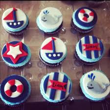 nautical baby shower cakes nautical theme baby shower cupcakes baby shower nautical