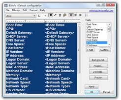 Dns Definition From Pc Magazine by Bginfo Windows Sysinternals Microsoft Docs