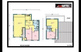 plan maison etage 3 chambres plan de maison a etage 3 chambres