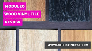 Ifloor Reviews by Moduleo Vinyl Wood Tile Review Youtube