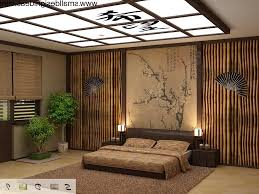 Asian Style Bedroom Furniture Glossy Black Platform Bed Asian Style Bedroom Furniture Two