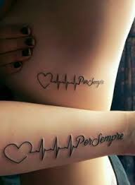 heartbeat stop tattoo 8 heartbeat tattoo designs that are worth trying flow tattoo and