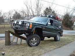 jeep xj stock bumper 1992 jeep cherokee laredo id 966