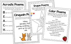 writing poetry in the primary grades susan jones