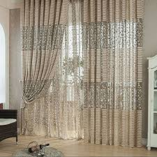 Leaf Pattern Curtains Amazon Curtains Living Room U2013 Living Room Design Inspirations