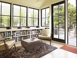 modern sunroom interior sun room window treatment ideas small sun