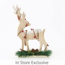 Reindeer Decoration Reindeer Decoration Pillow Talk