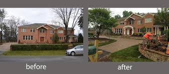 Landscaping Around House by Modern Landscape Design Front Yard Gardenabc Com