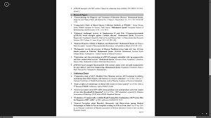 Sample Medical Technologist Resume by Resume Cv Sample U2013 Scholarship Direct