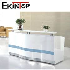 Small Reception Desk Ideas Office Design Yellow Ikea Reception Desk Ideas Small Reception