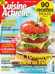 cuisine actuelle recettes achat cuisine actuelle n 330 14 mai 2018 version numérique et papier