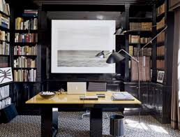 Home Office Design Layout Mesmerizing 25 Classic Home Office Design Design Decoration Of