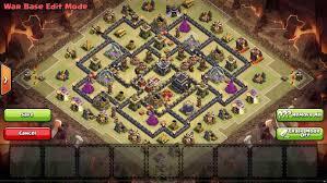 big clash of clans base best th9 war base anti 3 star layouts
