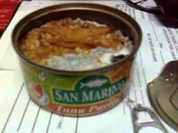 cdo san marino tuna paella with and amag