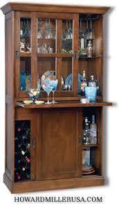 Wine Bar Cabinet Furniture 690026 Howard Miller Wine Spirit Bar Storage Furniture Howard