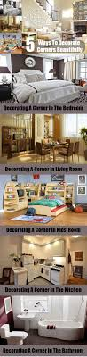 how to decorate a corner how to decorate corners beautifully home decorating ideas for