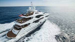 Best Yacht Names Zozo The Sunseeker 131 Superyacht That Cranks Up The Volume