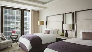 Hi Can Bed Chicago Five Star Deluxe Hotel Rooms The Langham Chicago