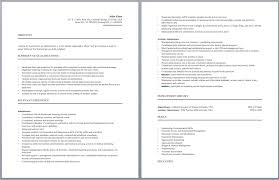 administration resumes sample cv business graduate by third professional resumes sample