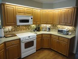 Kitchen Cabinet Lighting Interior How To Make Attractive Your Kitchen With Exciting