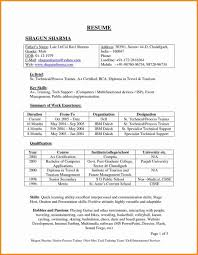 electrical engineering resume sample for freshers how to write a