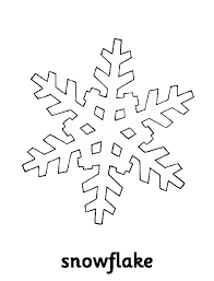 kids snowflake coloring pages winter coloring pages of