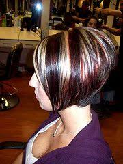 a cut hairstyles stacked in the back photos stacked hairstyles back view bob short blonde salon