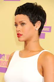 rihanna u0027s most daring hairstyles of all time from an angular bob