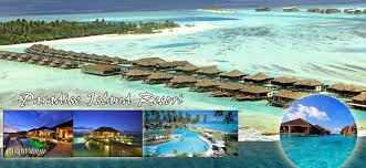 maldives paradise island resort travel destination and tips