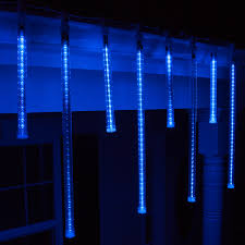 t8 blue grand cascade led light e17 base