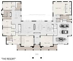 Design Floor Plans The Resort Acreage Marksman Homes Illawarra And Southern