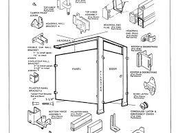 Bathroom Stall Door Hinges Bathroom Partitions Parts Best Bathroom Decoration