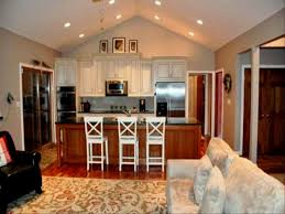 kitchen 2017 open kitchen design with living room