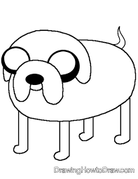 57 jake images jake dogs cartoon draw