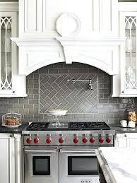 gray kitchen backsplash gray subway tile backsplash grey herringbone subway tile works with