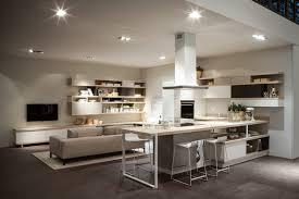 cucine e soggiorno idee cucina soggiorno open space cucina e soggiorno integrati al